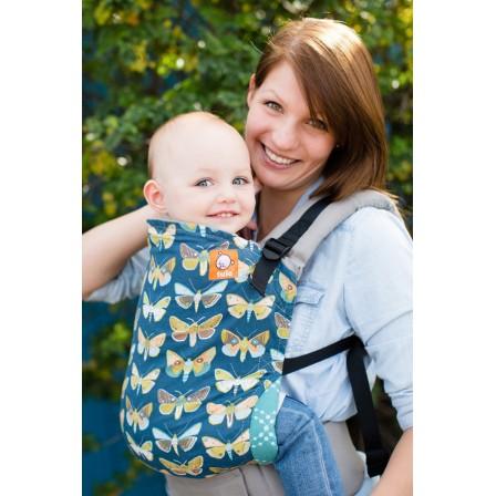 Porte-bébé TULA Standard Gossamer physiologique 400a0e6f7c3