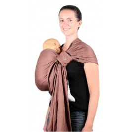 Ring sling Daïcaling Chocolate Ling Ling d'Amour