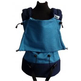 Porte-bébé Buzzidil XL Bleu Indigo