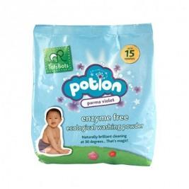 Lessive potion Totbots pour couches lavables parfum Violette