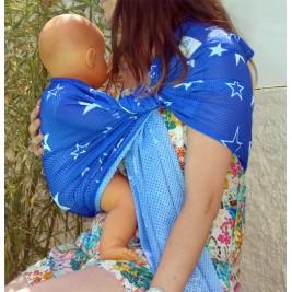 SUKKIRI Sling blue star