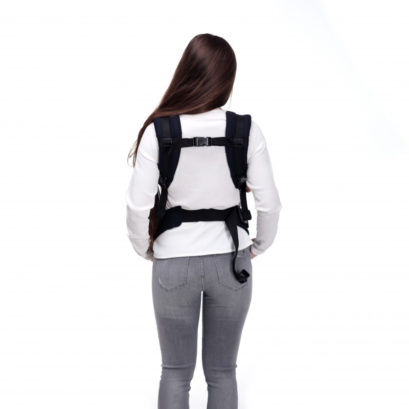 ... Baby carrier physiological, Love and Carry Air My OCEAN back view ... 1371dc38ddb