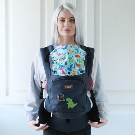 Porte-bébé Love and Carry Air Funny Dino