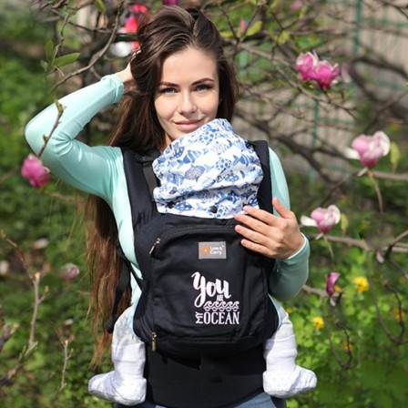 Baby carrier Cheap Love and Carry Air My Ocean 3c6e49879ac