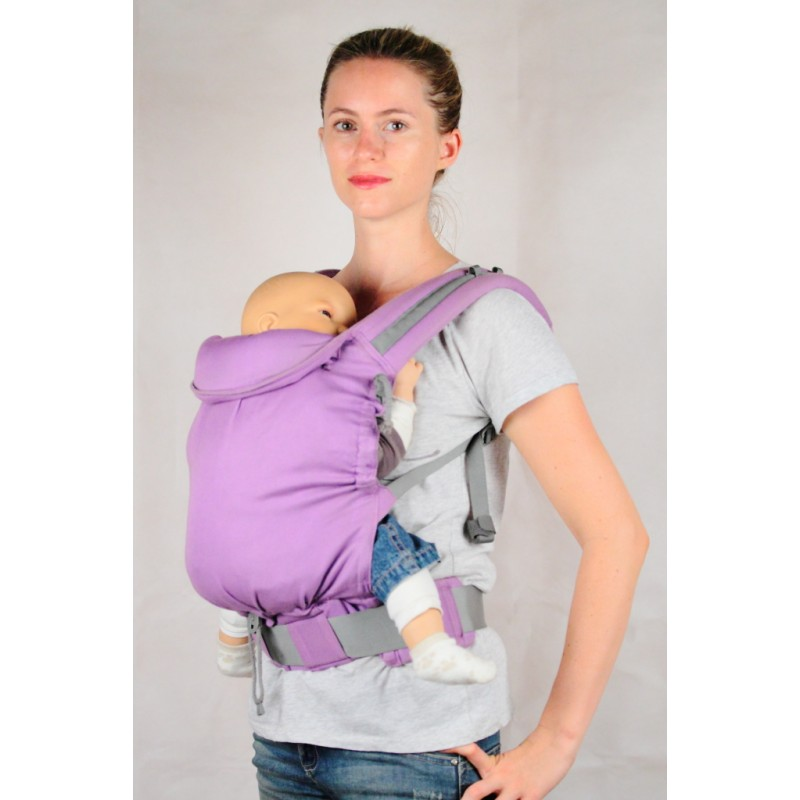 baby carrier physiologiqe P4 Ling Ling Love orchid