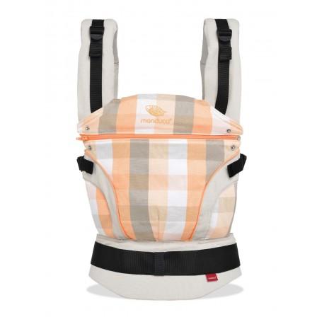 Porte bébé Manduca Vivid Orange édition limitée