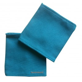 Protège bretelles bleu turquoise Buzzidil