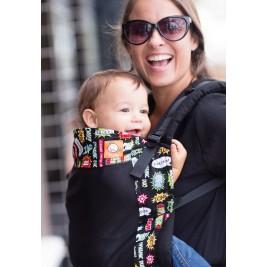 Porte-bébé TULA Toddler Coast Sidekick Micro aéré