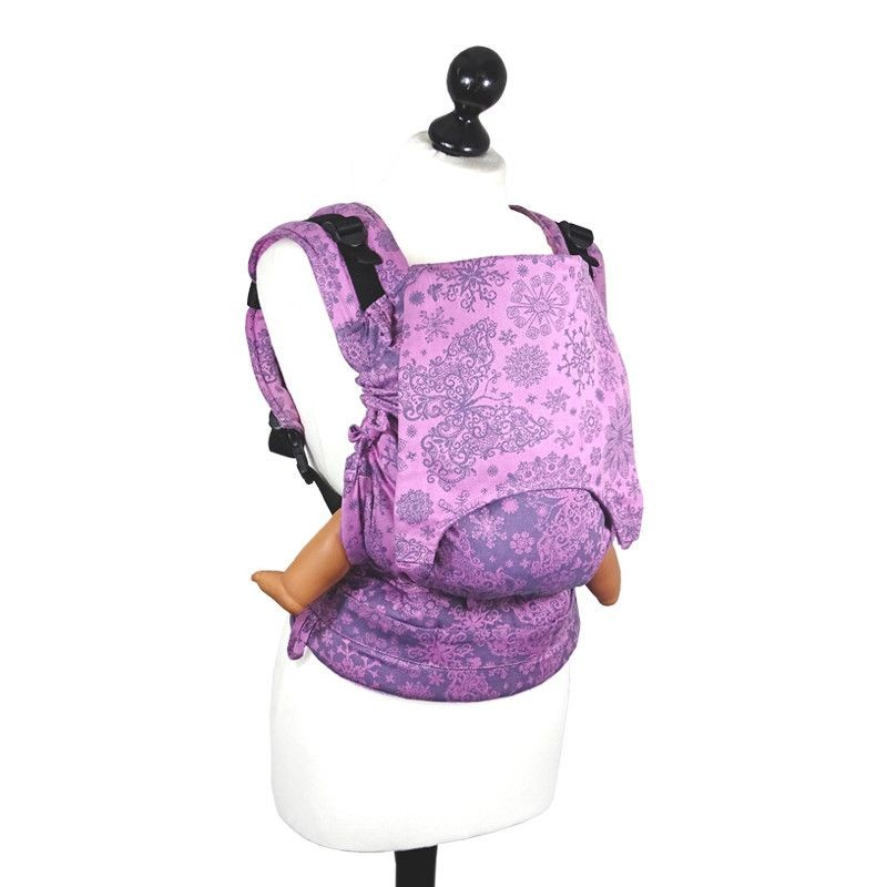 ... Fidella Fusion Papillon Violet Toddler  Taille pour bambin  Fidella  Fusion Porte-bébé ... 0045bacd013
