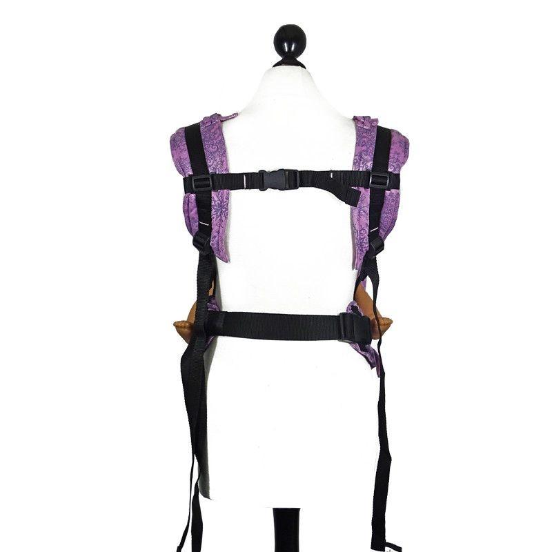 ... Taille pour bambin  Fidella Fusion Porte-bébé Papillon -violet-  Fidella  Fusion Papillon violet 3ee90cfd4ad