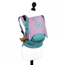 Fidella Fusion étoile pink et turquoise taille bambin