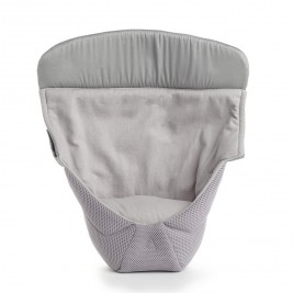 Ergobaby Easy Snug Infant Insert Cool Air Mesh Grey