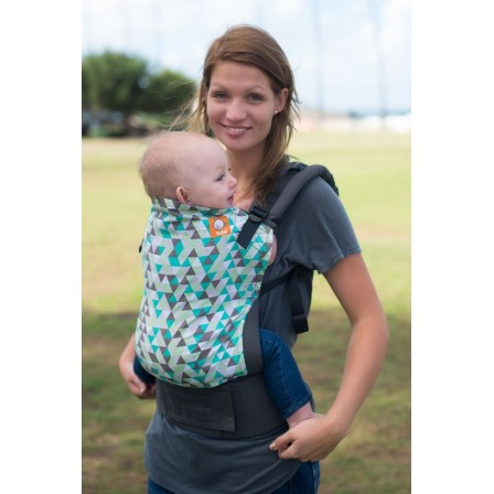 f0576915ef4c Equilateral tula baby carrier - Naturiou