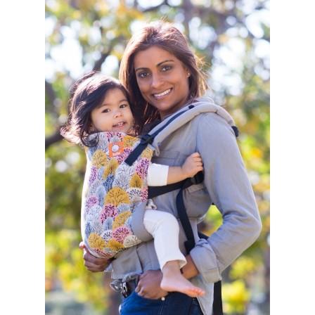 6b810e33a980 Porte-bébé TULA Toddler Shenandoah - Naturiou