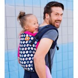 Porte-bébé TULA Toddler Trendsetter Navy