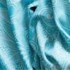 Fidella Fusion Masala Turquoise toddler scuba blue fabric