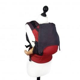 Fidella Fusion Denim rouge et noir taille bambin