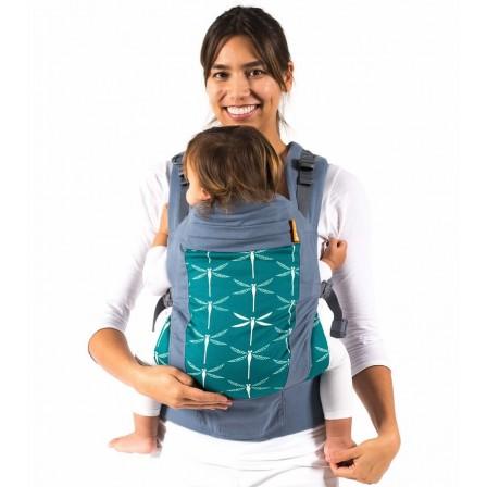 Porte-bébé Beco Toddler Dragonfly ergonomiqe