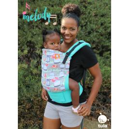 Porte-bébé Tula standard Melody