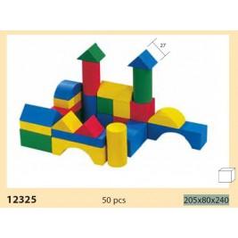 Kit construction : 50 pièces de 27mm