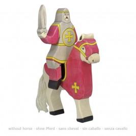 Chevalier rouge combattant Holztiger