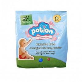 Lessive potion Totbots pour couches lavables parfum Bubble gum