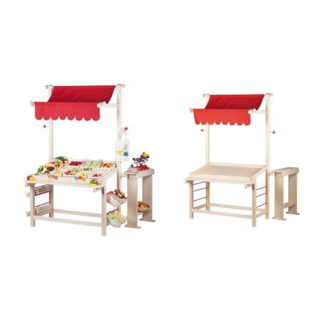 marchande bois goki. Black Bedroom Furniture Sets. Home Design Ideas