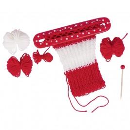 Dial knitting