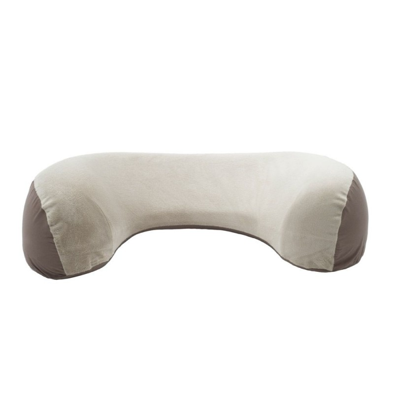 coussin d 39 allaitement natural curve ergobaby marron naturiou. Black Bedroom Furniture Sets. Home Design Ideas