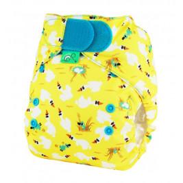 Couche lavable TE1 Totsbots Easyfit Star Le vilain petit canard