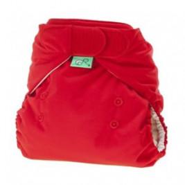 culotte de protection Peenut Totsbots rouge