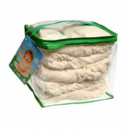 Mini pack 4 couches Bamboozle + 1 sur-couche Totsbots