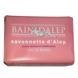 Soap rose of Damascus Bath of Aleppo