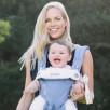 Porte-bébé Ergobaby 360 physiologique Sophie la girafe festival