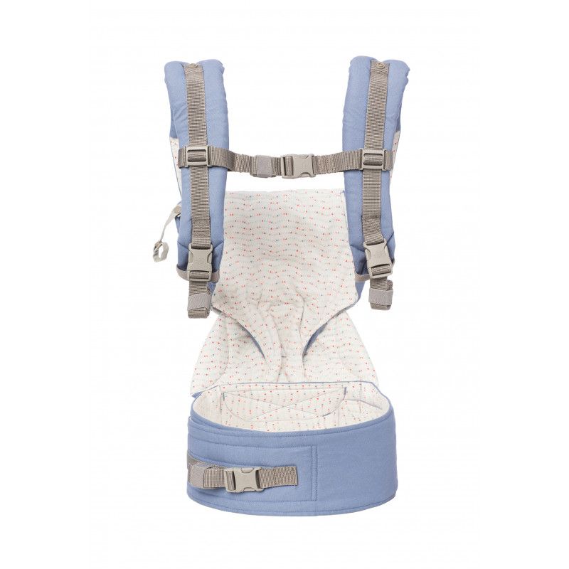 5906c2b5cc8 Ergobaby 360 Baby Carrier All Positions Sophie la girafe Festival ...