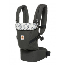 Ergobaby Adapt Anthracite Rosaces