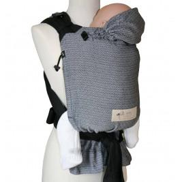 BabyCarrier Storchenwiege Noir Blanc
