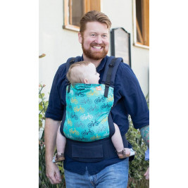 Porte-bébé Tula Toddler Round And Round