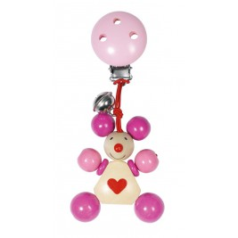 Clip mouse (pink) Heimess