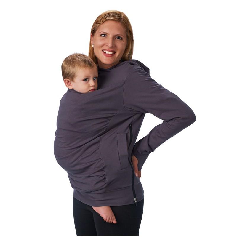Porte b b physiologique et ergonomique boba 4g naturiou - Sweat porte bebe ...