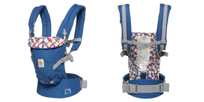 40f537fd40b4 Ergobaby devient Kawaii et propose une nouvelle gamme de porte-bébé ...