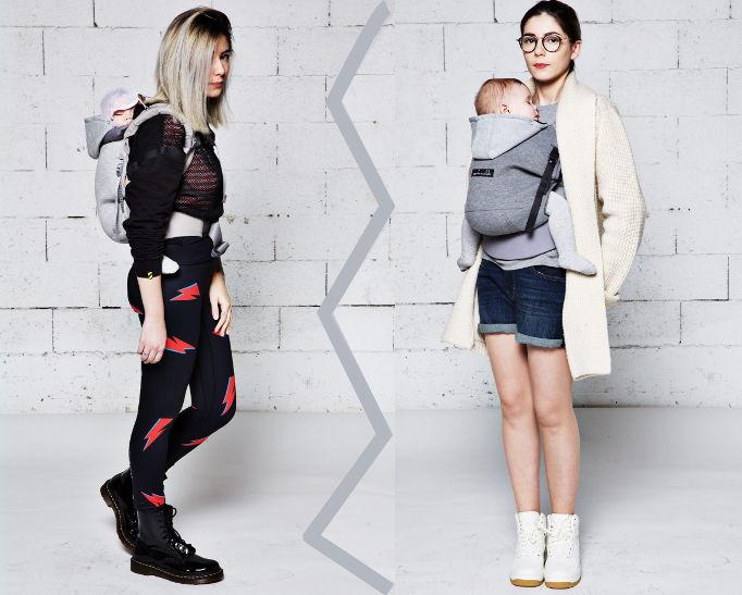 89ff6027420e baby carrier Hoodiecarrier grey athlètique JPMBB I wear my baby