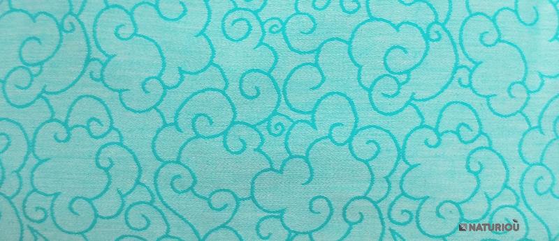 Porte-bébé P4 LLA Rêverie Aqua