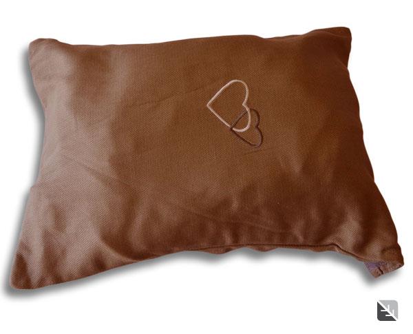 Le sac de rangement du LLA Preschool chocolate