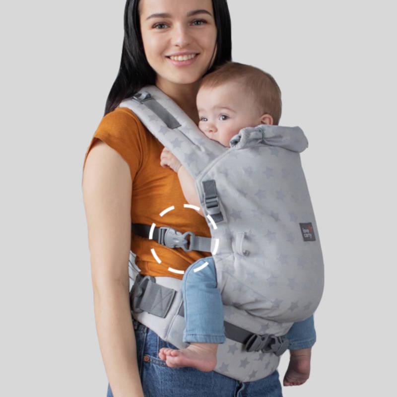 Love and Carry porte-bébé préformé physiologique