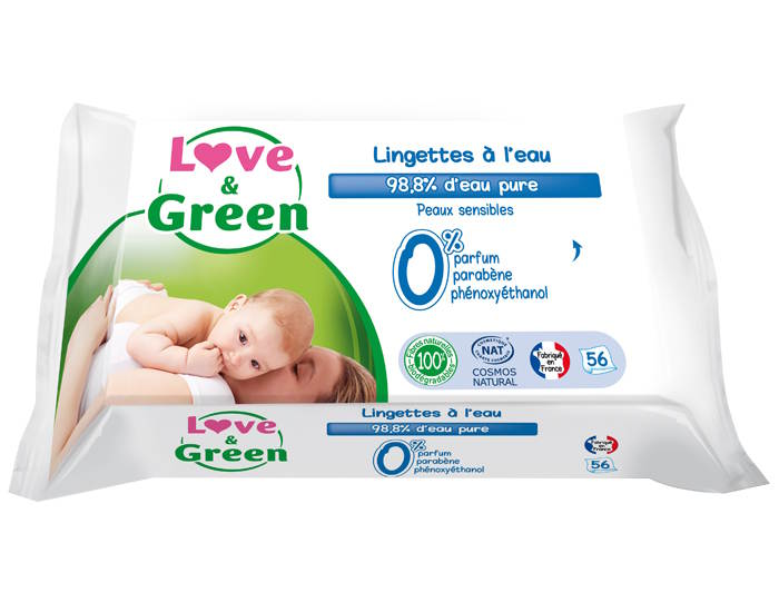 lingette au liniment love and green
