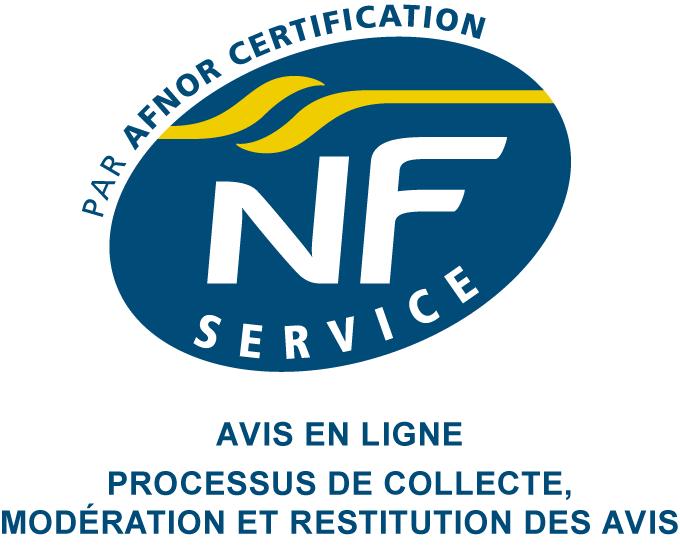Norme NF avis vérifiés pour Naturiou