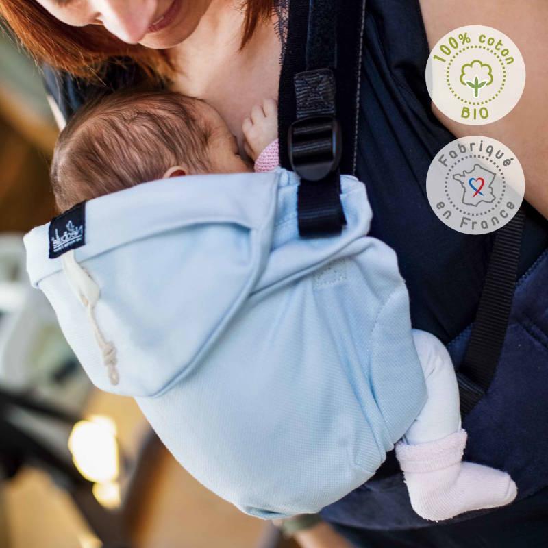 Quel porte-bébé physiologique choisir pour les nouveaux-nés - Naturiou a4911ede9d3