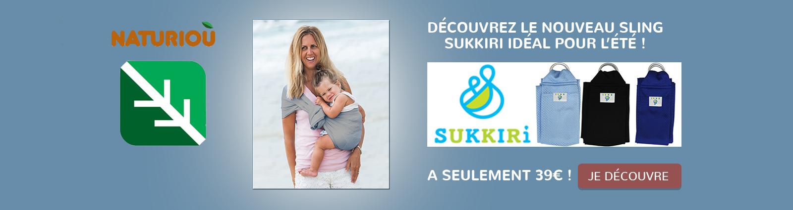 e6ae94225b19 Nous vous avons concocté un article avec notre avis sur le Sling Sukkiri.