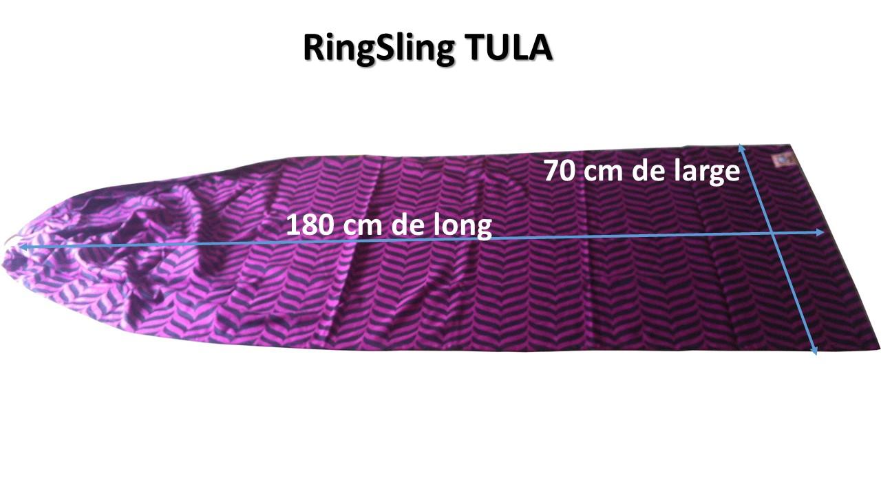 adb2324d85de écharpe de portage Sling Tula - Naturiou